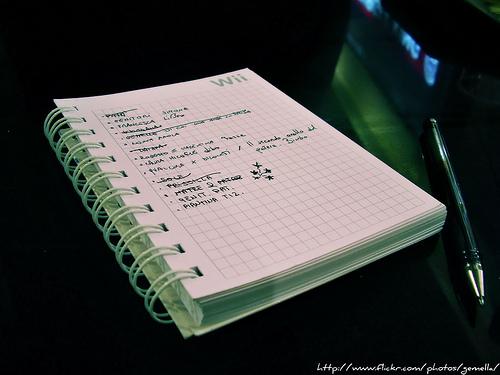 Comment établir et réaliser sa liste quotidienne de choses à faire