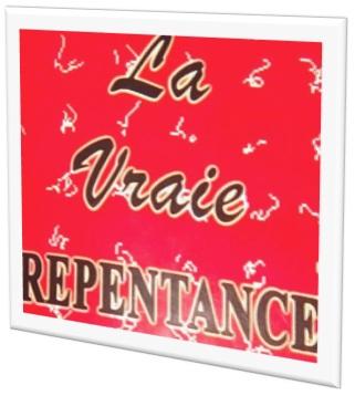 """Les 5 Plus Belles Perles de """"La Vraie Repentance"""" de Zacharias Tanee Fomum"""