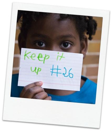Motivation 26 sur 30 : S'exprimer