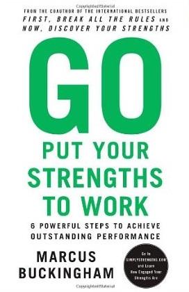 """Les 5 Plus Belles Perles de """"Go Put Your Strengths To Work"""" de Marcus Buckingham"""