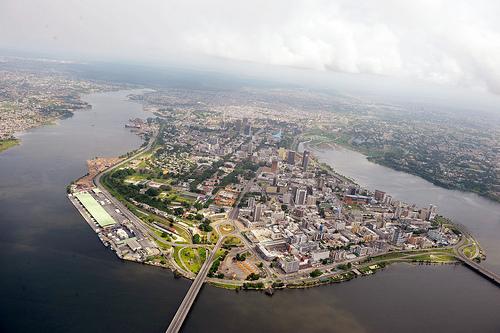 Je vais à Abidjan
