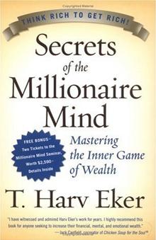 """Les 5 Plus Belles Perles de """"Secrets d'un Esprit Millionaire"""" de  T. Harv Eker"""